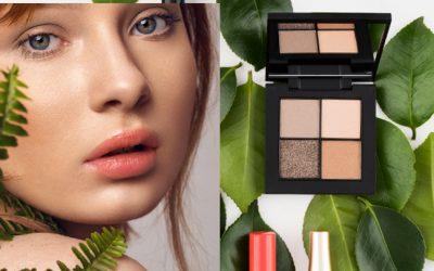 Organic Make-up, Colección Primavera-Verano 2018 de TEN IMAGE.