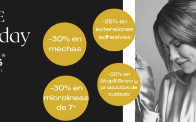 Black Friday de DEGAS Estilistas y Hairdreams