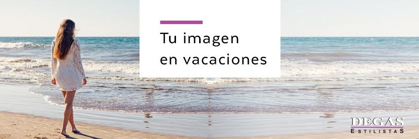 Ciuda tu imagen también en vacaciones.